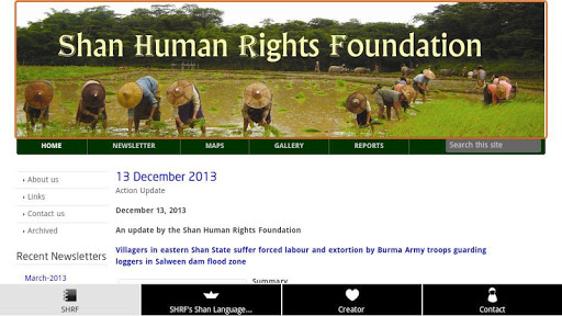 Shan Human Rights Foundation