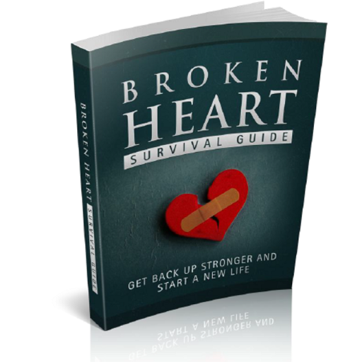 Broken Heart Survival Guide LOGO-APP點子