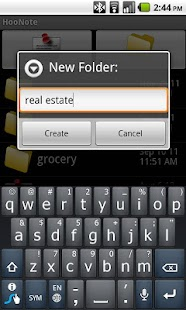 Hoo Note- screenshot thumbnail