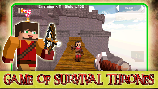 Kingdom Crush Survival Craft