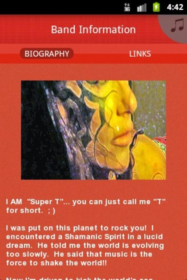 SUPER T - screenshot