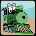 Unblock Train logo