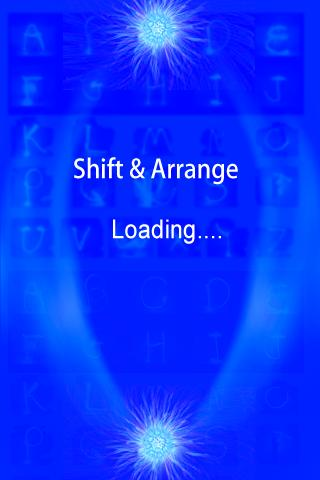 Shift and Arrange - screenshot