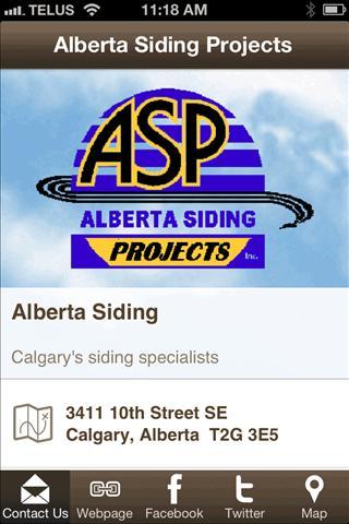 Alberta Siding Projects