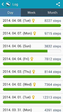 Samsung Activity Tracker 1.41 screenshot 113319