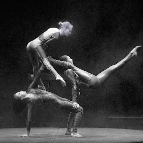 Circus Hand Balancing Acrobats by Stephen Beatty - News & Events Entertainment