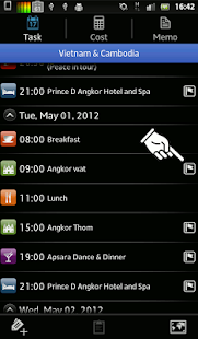 Trip Planner Lite - screenshot thumbnail