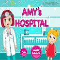 Doctor Nurse Hospital icon
