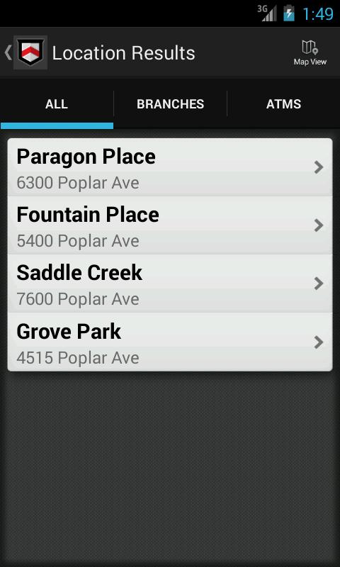Paragon Bank - screenshot