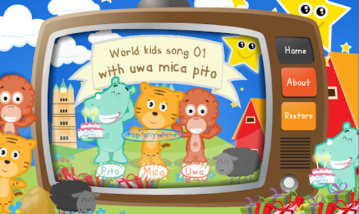World Kids Song 01 - screenshot thumbnail