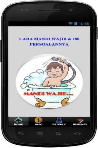CARA MANDI WAJIB YANG LENGKAP - screenshot