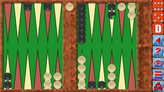 Backgammon V+ - screenshot thumbnail