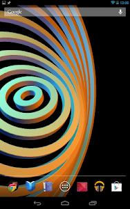 3D Hypnotic Spiral Rings PRO screenshot 12