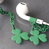  Earpod Earrings | Shamrocks