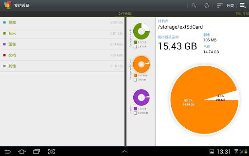 Device Storage Analyzer