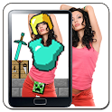 Photo Booth: Minecraft pro