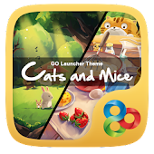 Cats and Mice Dynamic Theme