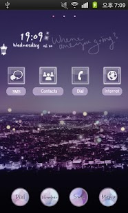 CUKI Theme city lights