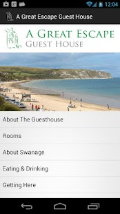 A Great Escape Guest House - screenshot thumbnail