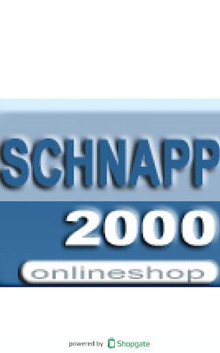 Schnapp2000 Onlineshop