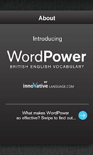 WordPower Lt British English