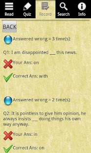 English Grammar -Preposition - screenshot thumbnail