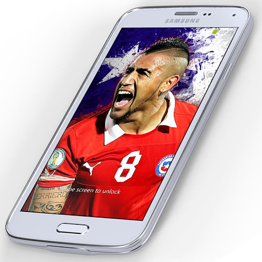 Arturo Vidal Wallpaper