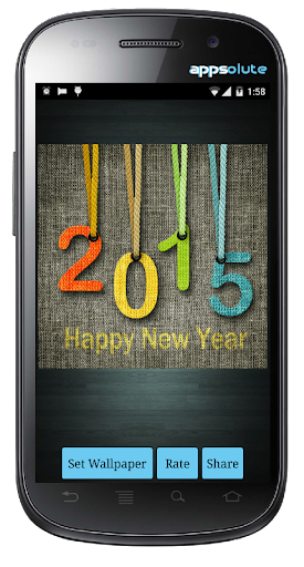 2015 Wallpapers Happy New Year