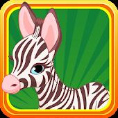 My Little Baby Zebra Pony Dash APK Descargar