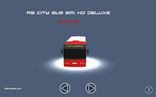City Bus Sim HD Deluxe