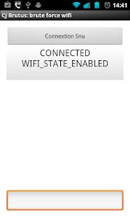 App CJ Brutus: bruteforce WIFI APK for Windows Phone ...