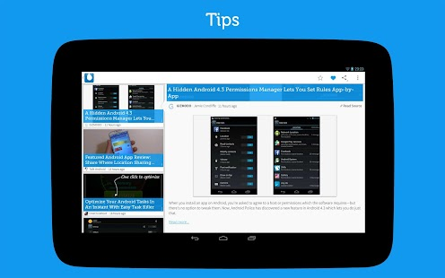 Drippler – Top Android Tips 2.07.3