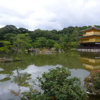 鹿苑寺(金閣寺)庭園
