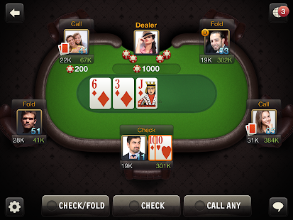 Poker Game: World Poker Club- screenshot thumbnail