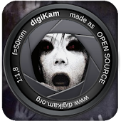 Ghost Prank Sticker Camera