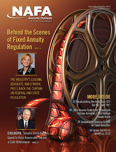 NAFA Annuity Outlook Magazine