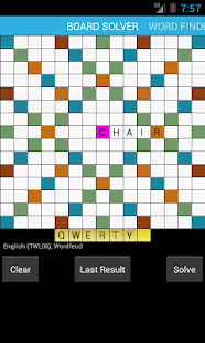 Wordleg - Word Finder - screenshot thumbnail