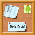 Note Droid icon