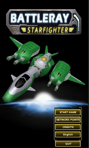 Battleray Starfighter