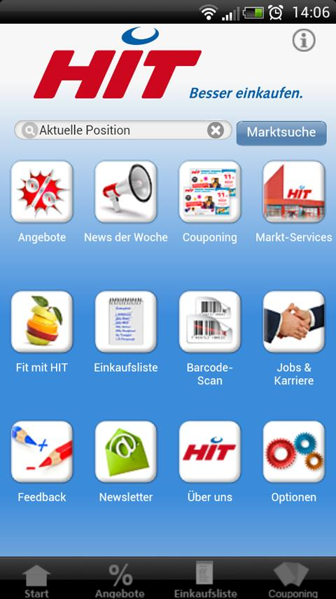HITapp - screenshot
