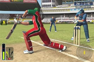 Screenshot of Cricket WorldCup Fever