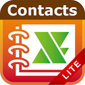 Excel<->Contacts Lite