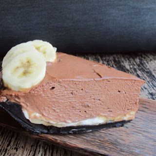 Creamy Chocolate Banana Dream Pie