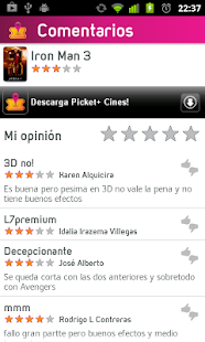 Picket - Cartelera de Cines - screenshot thumbnail