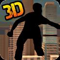 Parkur - Crazy Agent Jump icon