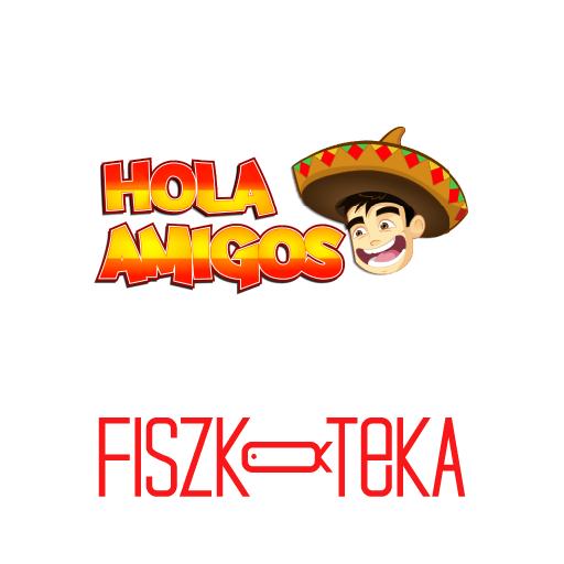 Fiszkoteka Hola Amigos LOGO-APP點子