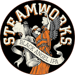 Steamworks Black Angel IPA