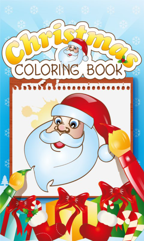 Christmas Coloring Book- screenshot