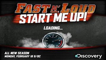 Screenshot of Fast N' Loud: Start Me Up!