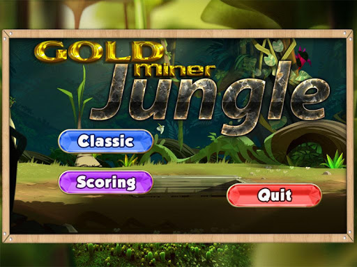 Jungle Gold miner Pro